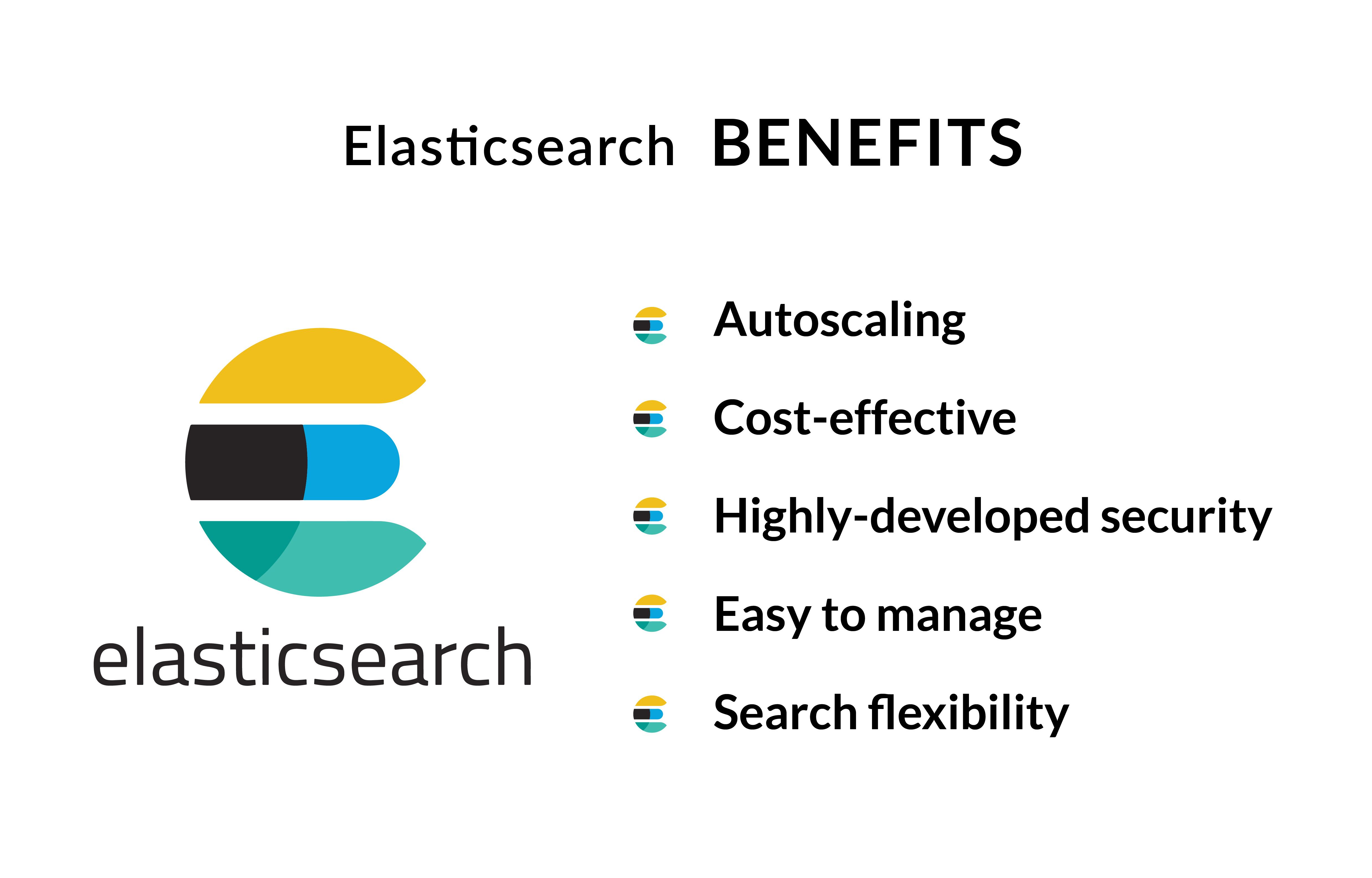 Elasticsearch benefits