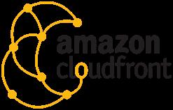 Amazon Cloudfront Logo