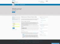 Plone 5 Demo site