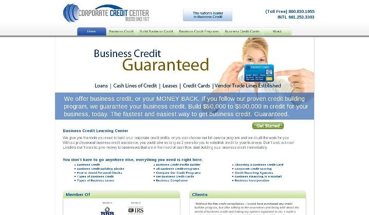 Corporate Credit Center
