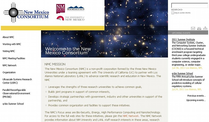 New Mexico Consortium