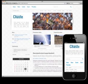 chaste-plone-theme