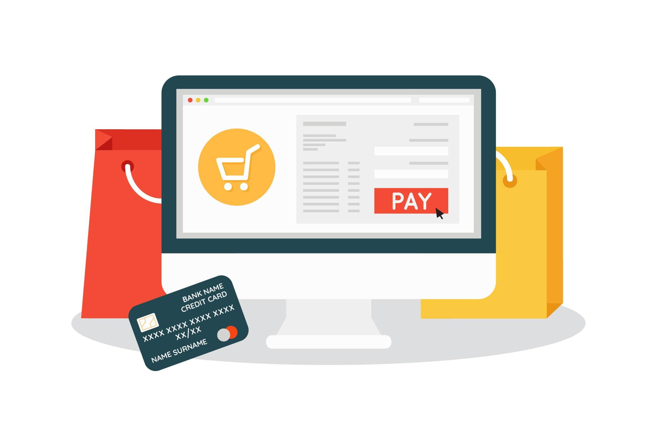 custom e-Commerce services