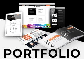Design portfolio of Quintagroup